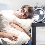 Bachbloesems bij slaapproblemen