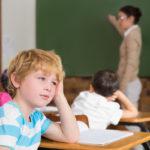 Problemen met concentratie vastgesteld in de klas